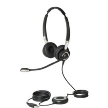 Jabra BIZ 2400 II USB binaural MS (FreeSpin, NC, Bluetooth)