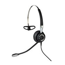Jabra BIZ 2400 II USB MS monaural (FreeSpin, 3in1, NC, Bluetooth)