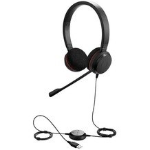 Jabra Evolve 20 MS Duo USB NC