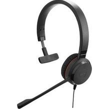 Jabra Evolve 30 II monaural (nur Headset mit 3,5 mm Klinke)