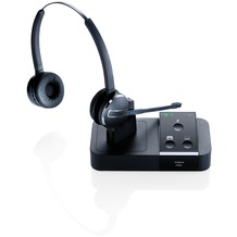 Jabra PRO 9450 Flex Duo binaural mit EHS-Adapter für Alcatel IP Touch