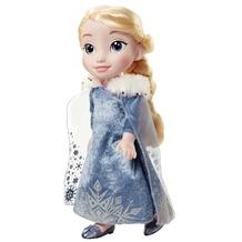 Jakks Frozen Puppe Winter Elsa Deluxe, ca. 35 cm