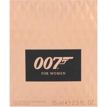 James Bond 007 For Women Edp Spray  75 ml