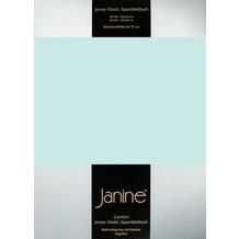 Janine Comfort-Jersey-Spannbettuch Elastic morgennebel Spannbettlaken 200x200
