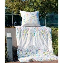 Janine Mako-Soft-Seersucker TANGO multicolor 135x200, 80x80