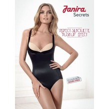 Janira Body Silueta Secrets Shapewear in schwarz L