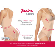 Janira Body Silueta Secrets Shapewear in champagne S