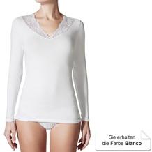 Janira Cta. M/l Esencial Shirt blanco L