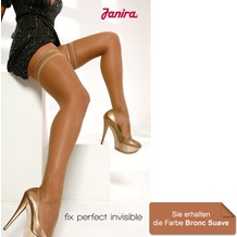 Janira Janirfix Perfect Invisible Tights bronc. suave L
