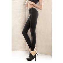 Janira Legging Maya negro/plata L