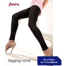 Janira Legging Roma marino L