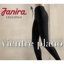 Janira Leggings LEGGINS VIENTRE PLANO Shapewear, schwarz L