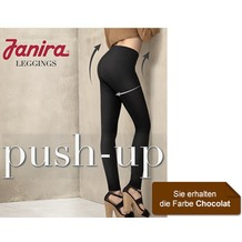 Janira Leggings LEGGINS PUSH-UP Shapewear braun L