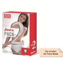 Janira Pack-2 Neri Esencial Panties dune L