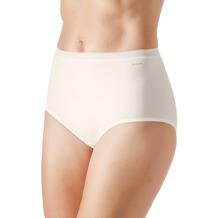 Janira Pack-3 Maxi Esencial Panties nacar M