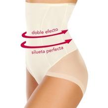 Janira Silueta Forte Secrets nacar Shapewear, champagner L