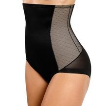 Janira Silueta Secrets Glamour negro Shapewear, schwarz L