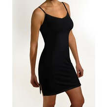 Janira Unterkleid Combinacion Silk-Caress schwarz L