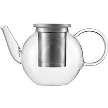 Jenaer Glas Teekanne mit Edelstahlsieb 1,0l Good Mood
