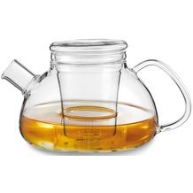 Jenaer Glas Teekanne Relax mit Glasdeckel- & Sieb 1200 ml