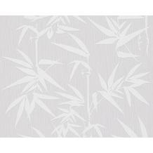 "Jette Mustertapete ""Nature Spirit"", Vliestapete, creme, grau, metallic 10,05 m x 0,53 m"