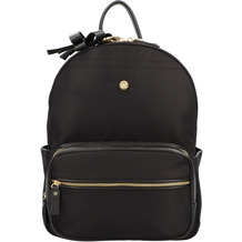 Jette Nylon All Around CIty Rucksack 36 cm Laptopfach black