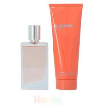 JIL Sander Eve Giftset Edt Spray 30ml / Body Lotion 75ml 105 ml