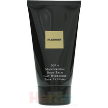 JIL Sander No.4 moisturizing body balm 150 ml