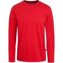 Jockey American T-Shirt LONG - SHIRT a-red L