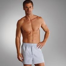Jockey Boxer Shorts Webboxer Fil-a-Fil shirt. blue S