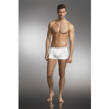 Jockey Cotton Stretch Short Trunk, 3er Pack white 2XL