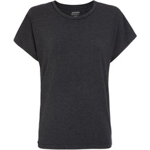 Jockey Damen Supersoft T-SHIRT black melang 2X/44