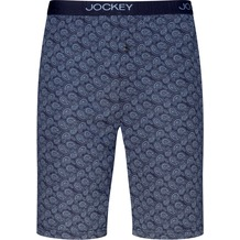 Jockey Everyday Knit Bermuda navy print 2XL