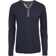Jockey Everyday Loungewear LONG - SHIRT navy L