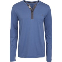 Jockey Everyday Loungewear LONG - SHIRT star blue L
