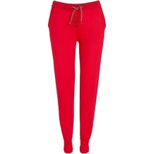 Jockey Everyday Loungewear PANTS Lippenstift-Rot 2X/44
