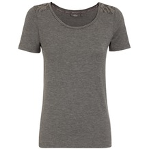 Jockey Everyday Loungewear T-SHIRT 984/tin mel. L/40