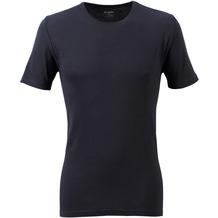 Jockey Modern Classic T-Shirt im Doppelpack mit Frackschnitt black 2XL