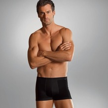Jockey Modern Stretch Trunk mit Webgummibund innen black 2XL
