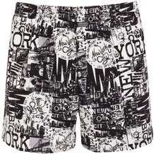 Jockey New York Skyline Boxer Woven 1, 2er Pack Black 2XL