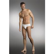Jockey Premium Cotton Stretch Brief / Slip, Webgummibund white S