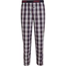 Jockey Schlafanzughose, Blau-Rot-Grau kariert 98