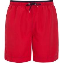 Jockey Swim / Beach Long Short, uni mit Kontrastinnenbund und Kontrastziernähte, 2 Seitennahttaschen und 1 Gesäßtasche (peached), Seitenlänge incl. Bund in Gr. M = 44cm a-red 3XL