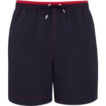 Jockey Swim / Beach Long Short, uni mit Kontrastinnenbund und Kontrastziernähte, 2 Seitennahttaschen und 1 Gesäßtasche (peached), Seitenlänge incl. Bund in Gr. M = 44cm navy 3XL