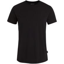 Jockey T-Shirts Rundhals T-Shirt mit geradem Schnitt. black 2XL