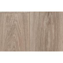 JOKA CV-Belag Allegro - Farbe 150 Eiche Landhaus dunkelgrau grau 200 cm breit