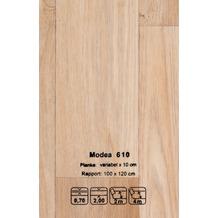 JOKA CV-Belag Modea - Farbe 610 braun 200 cm breit