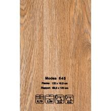 JOKA CV-Belag Modea - Farbe 645 braun 200 cm breit