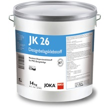 JOKA JK 26 Designbelagsklebstoff für PVC-Designbeläge 14 k 14 kg
