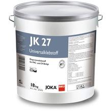 JOKA JK 27 Dispersionsklebstoff für Textil/PVC/CV 18 kg